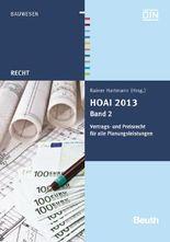 Vertrags- und Preisrecht für alle Planungsleistungen