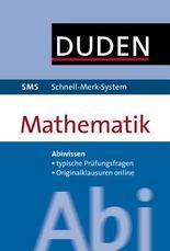 Schnell-Merk-System Abi Mathematik