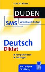 SMS Deutsch - Diktat 5.-10. Klasse