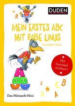 Duden Minis (Band 18) - Mein erstes Abc mit Rabe Linus / EB