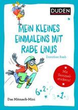 Duden Minis (Band 19) - Mein kleines Einmaleins mit Rabe Linus