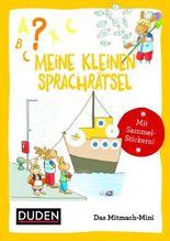 Duden Minis (Band 13) - Meine kleinen Sprachrätsel / VE 3