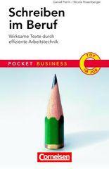 Pocket Business Schreiben im Beruf