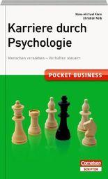 Pocket Business. Karriere durch Psychologie