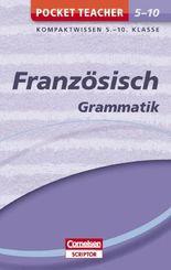 Pocket Teacher Französisch - Grammatik 5.-10. Klasse