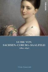 Luise von Sachsen-Coburg-Saalfeld (1800–1831)