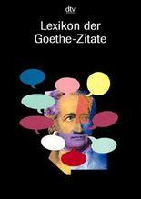 Lexikon der Goethe-Zitate