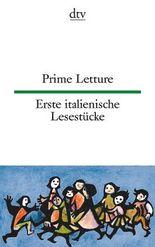 Prime Letture Erste italienische Lesestücke