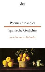 Poemas españoles Spanische Gedichte