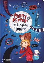 Penny Pepper - Diebesjagd in London