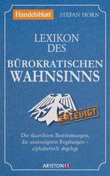 Lexikon des bürokratischen Wahnsinns