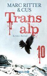 Transalp 10: Der große eBook-Rätselkrimi (KNAUR eRIGINALS)