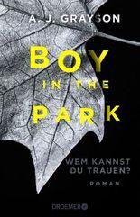 Boy in the Park - Wem kannst du trauen?: Roman