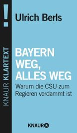 Bayern weg, alles weg