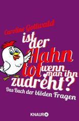 Ist der Hahn tot, wenn man ihn zudreht?