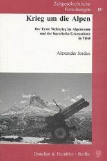 Krieg um die Alpen.