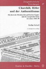 Churchill, Hitler und der Antisemitismus.