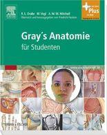 Gray´s Anatomie für Studenten mit StudentConsult-Zugang
