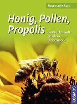 Honig, Pollen, Propolis