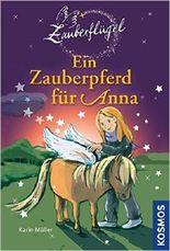 Zauberflügel, 1, Ein Zauberpferd für Anna