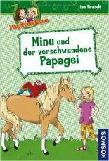 Ponyfreundinnen - Minu und der verschwundene Papagei