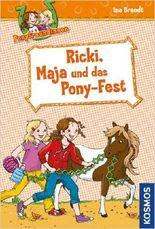 Ponyfreundinnen - Ricki, Maja und das Pony-Fest