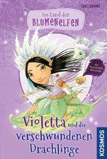 Im Land der Blumenelfen, 2, Violetta