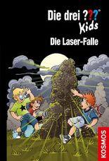 Die drei ??? Kids - Die Laser-Falle
