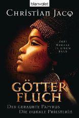 Götterfluch - Der geraubte Papyrus / Die dunkle Priesterin