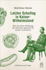 Letzter Schultag in Kaiser-Wilhelmsland