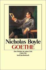 Goethe, Der Dichter in seiner Zeit. Bd.1
