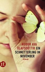 Ein Schmetterling im November
