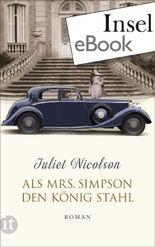 Als Mrs Simpson den König stahl: Roman (insel taschenbuch)