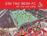 Ein Tag beim FC mit Lisa und Lukas
