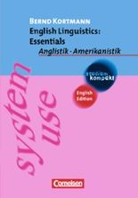 studium kompakt. Anglistik/Amerikanistik / Linguistics: Essentials