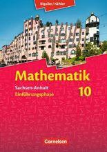 Bigalke/Köhler: Mathematik Sekundarstufe II - Sachsen-Anhalt - Neue Ausgabe 2014 / Einführungsphase - Schülerbuch