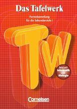 Das Tafelwerk. Formelsammlung für die Sekundarstufe I. Westliche Bundesländer / Schülerbuch