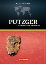 Putzger - Historischer Weltatlas - [104. Auflage] / Kartenausgabe