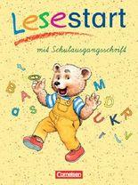 Lesestart - Östliche Bundesländer und Berlin / Fibel mit Schulausgangschrift