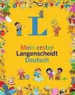 Mein erster Langenscheidt Deutsch