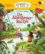Die Abenteuer-Rallye - Buch mit Hörspiel-CD
