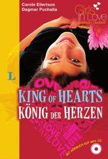 King of Hearts - König der Herzen - Buch + Hörbuch (MP3-CD)