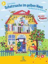 Schatzsuche im gelben Haus. Ein Bilderbuch für Entdecker  - Pappbilderbuch