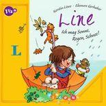 Line - Ich mag Sonne, Regen, Schnee! - Pappbilderbuch