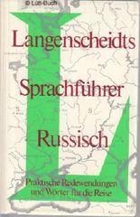 Langenscheidts Sprachführer Russisch.