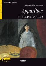 Apparition et autres contes - Buch mit Audio-CD