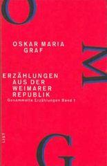 Erzählungen aus der Weimarer Republik