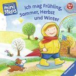 Ich mag Frühling, Sommer, Herbst und Winter