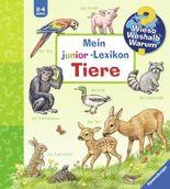 Mein junior-Lexikon: Tiere