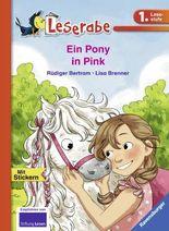 Ein Pony in Pink